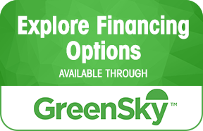 Explore financing options available through GreenSky